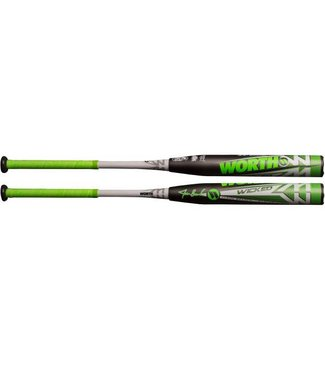 "WORTH Bâton de Softball Worth Wicked Branch 2019 XL Load Baril 12.5""USSSA  WKJBMU"
