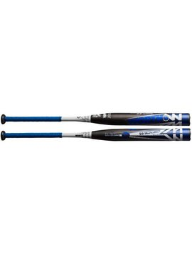 "WORTH 2019 Worth Wicked DeDonatis Balanced 13.5"" Barrel USSSA Softball Bat WKDDBU"