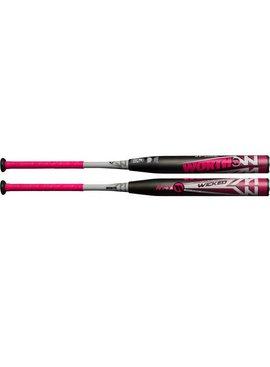 """WORTH 2019 Worth Wicked NYX XL Load 13.5"""" Barrel USSSA Softball Bat WKNYXU"""