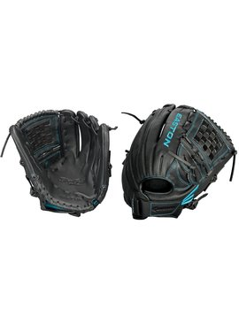 """EASTON BP1200FP Black Pearl 12"""" Youth Fastpitch Glove"""