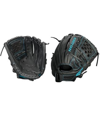"EASTON BP1200FP Black Pearl 12"" Youth Fastpitch Glove"
