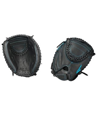 "EASTON BP2FP Black Pearl 33"" Youth Catcher's Fastpitch Glove"