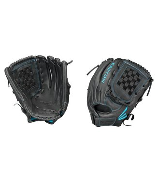 """EASTON BP1250FP Black Pearl 12.5"""" Youth Fastpitch Glove"""