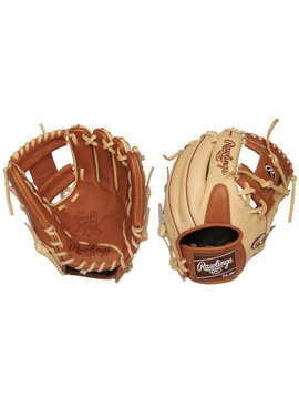 "RAWLINGS December 2018 PRO204-2GBC HOH Gold Glove Club 11.5"" Baseball Glove"