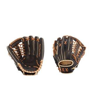 "MIZUNO GPS1BK-700DS Pro Select 12.75"" Black Baseball Glove"