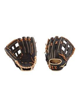 "MIZUNO GPS1BK-700DH Pro Select 12.75"" Black Baseball Glove"