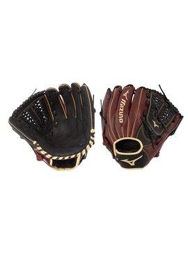 "MIZUNO GMVP1150P3BC MVP Prime 11.5"" Black-Cherry Baseball Glove"