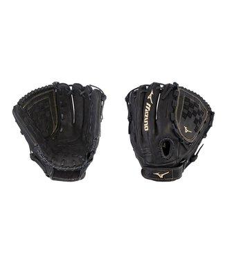 "MIZUNO GMVP1200PF3 MVP Prime FP 12"" Black Softball Glove"