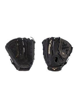 "MIZUNO GMVP1300PF3 MVP Prime FP 13"" Black Softball Glove"