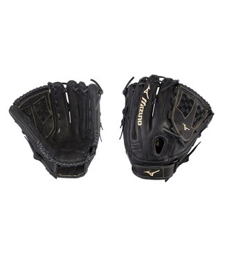 """MIZUNO GMVP1250PF3 MVP Prime FP 12.5"""" Black Fastpitch Glove"""