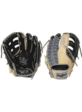 "RAWLINGS Gant de Baseball Heart of the Hide Color Sync 3.0 11.75"" PRO205-6BCZ"