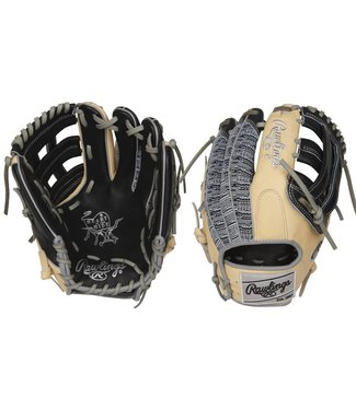 "RAWLINGS PRO205-6BCZ Color Sync 3.0 Heart of the Hide 11.75"" Baseball Glove"