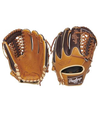 """RAWLINGS PRO205W-4TCH Color Sync 3.0 Heart of the Hide 11.75"""" Baseball Glove"""