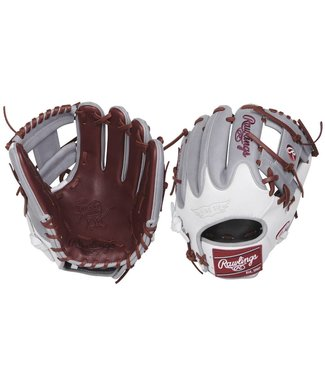 "RAWLINGS PRO204W-2SHG Color Sync 3.0 Heart of the Hide 11.5"" Baseball Glove"