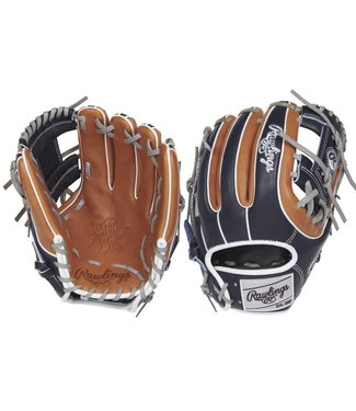 "RAWLINGS PRO314-2GBN Color Sync 3.0 Heart of the Hide 11.5"" Baseball Glove"