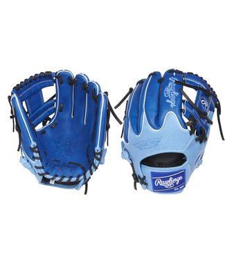 "RAWLINGS PRO204W-2RCB Color Sync 3.0 Heart of the Hide 11.5"" Baseball Glove"