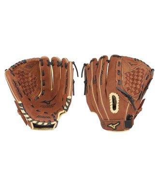 "MIZUNO GPP1150Y3 Prospect Powerclose 11.5"" Chestnut Youth Baseball Glove"