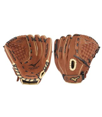 "MIZUNO GPP1100Y3 Prospect Powerclose 11"" Chestnut Youth Baseball Glove"