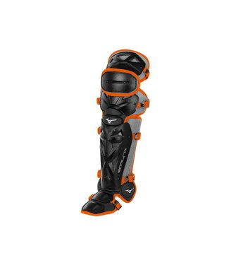 "MIZUNO Samurai Mens 16.5"" Shin Guard"