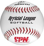 WORTH Balle Softball SPN105 (UN)
