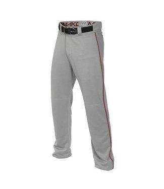 EASTON Pantalons de Baseball Junior Mako 2 avec Piping