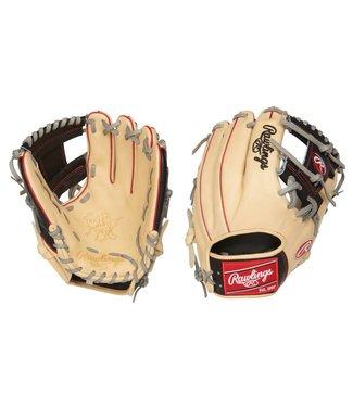 "RAWLINGS PRO204-2CBG Heart of the Hide 11 1/2"" Baseball Glove"