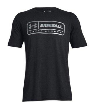 UNDER ARMOUR T-Shirt UA Locker Tag pour Hommes