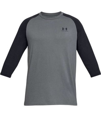 UNDER ARMOUR Chandail pour Hommes Manches 3/4 Sportstyle Left Chest