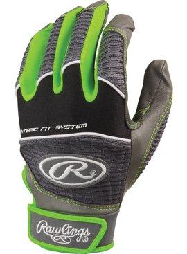 RAWLINGS Workhorse Men's Batting Gloves