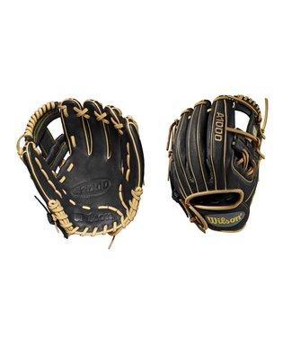 "WILSON A1000 DP15 Pedroia Fit 11.5"" Baseball Glove"