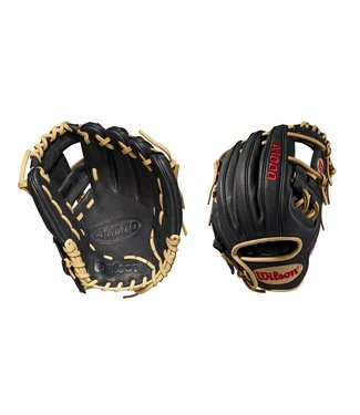 "WILSON A1000 1788 Pedroia Fit 11.25"" Baseball Glove"