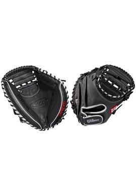 """WILSON A1000 CM33 33"""" Catcher's Baseball Glove"""