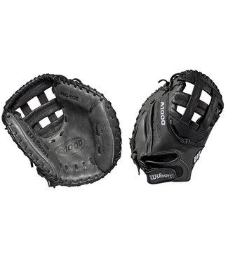 """WILSON A1000 FP CM 33"""" Catcher's Fastpitch Glove"""