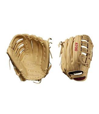 "WILSON Gant de Baseball A700 125 BBG 12.5"""