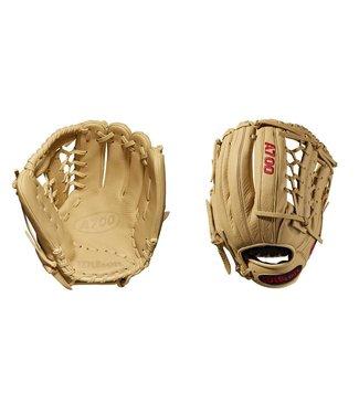 "WILSON A700 12 BBG 12"" Baseball Glove"