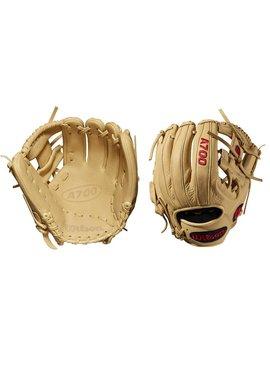 "WILSON A700 115 BBG 11.5"" Baseball Glove"