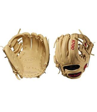 "WILSON Gant de Baseball A700 115 BBG 11.5"""