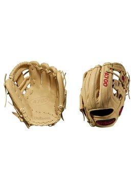 "WILSON Gant de Baseball A700 1125 BBG 11.25"""