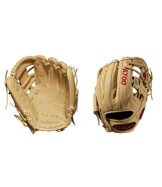 "WILSON A700 1125 BBG 11.25"" Baseball Glove"