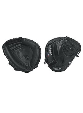 "WILSON A360 31.5"" Youth Catcher's Baseball Glove"