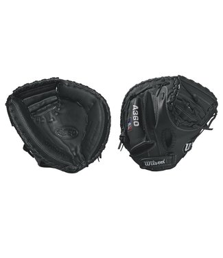 "WILSON A360 31.5"" Youth Catcher's Baseball Glove"