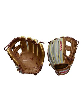 WILSON Gant de Baseball A2000 Dustin Pedroia GM Superskin 11.75""