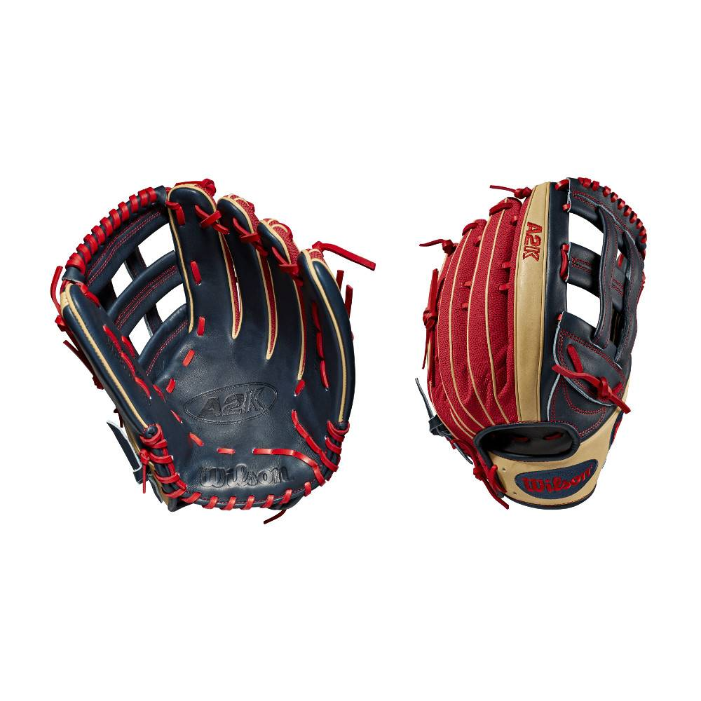 "WILSON A2K Mookie Betts Game Model 12.75"" Baseball Glove"