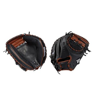 "WILSON A2K M2 Superskin 33.5"" Catcher's Baseball Glove"