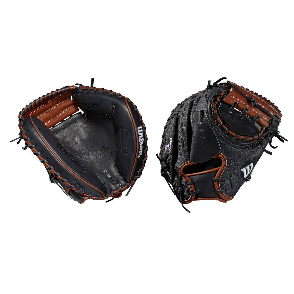 "WILSON A2K M2 Superskin 33.5"" Catcher's Baseball Glove"