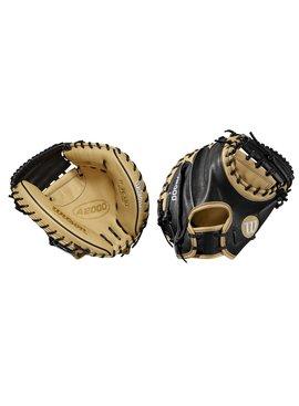 """WILSON A2000 CM33 33"""" Catchers Baseball Glove"""
