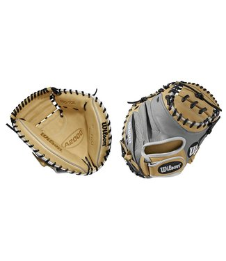 "WILSON A2000 DP15 PFC33 Pedroia Fit 33"" Catchers Baseball Glove"