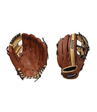 """WILSON A500 1788 11"""" Baseball Glove"""