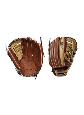 """WILSON A500 1799 12.5"""" Baseball Glove"""