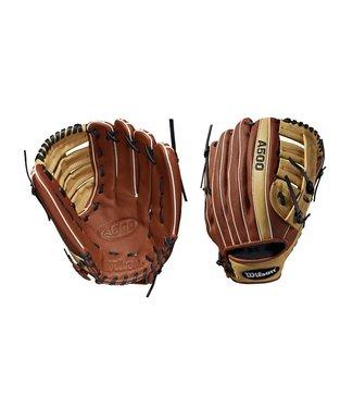 """WILSON Gant de Baseball A500 1799 12.5"""""""